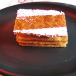 The mille feuille