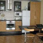 Kitchenette part of great room