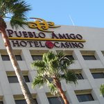 Hotel Pueblo Amigo