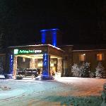 Foto de Holiday Inn Express Pinetop