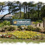 Fiddler's Cove Entrance