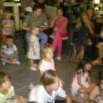  serata divertente per i bimbi