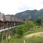 Khao Sok Smiley Bungalow