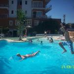 pool fun at palya moreia