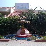  Hotel Sai Leela Entrance