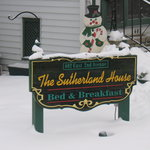 Sutherland House Bed and Breakfastの写真