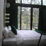 Other view of the room to the outdoors