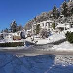 Snowy, Irish Christmas at the Woodenbridge