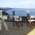  Look-Out suite with its own roof terrace and stunning sea views