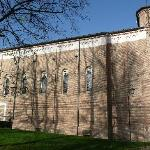  Exterior of the Cappella