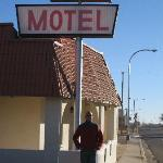 Motel Sign 1 - w/my Hubby