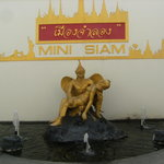 Mini Siam and Mini Europe