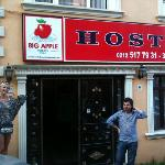 Big Apple Hostel & Hotel resmi