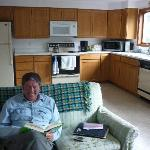 Φωτογραφία: Gould's Alaskan View Bed and Breakfast