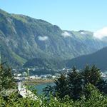 View across to Juneau centre