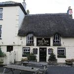 Old Inn Mullion