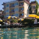 Hotel OGRIS AM SEE in Velden