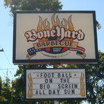 Bone Yard Barbecue