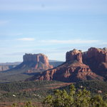 red hills of Sedona