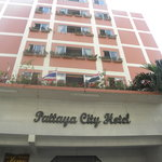 pattaya city hotel