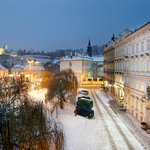  Hotel &amp; Winter in Prague