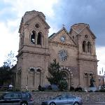 St. Francis Cathedral Foto