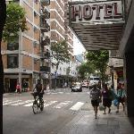  Hotel street view - La Rioja street
