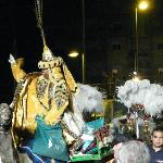 celebrations when the 3 kings enter town