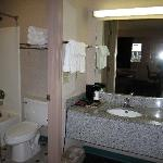  Room 106 Bathroom area