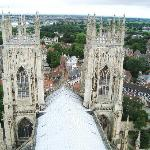  View from York Minster