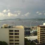 Crowne Plaza Port Moresby resmi