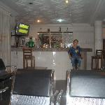 Die Bar des Hartfort Hotels