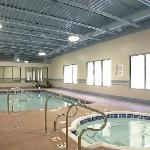  Best Indoor pool and fitness room