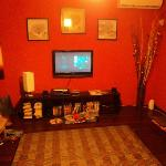  Communal room as seen in website
