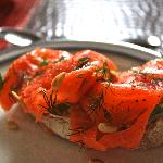 Breakfast Salmon in the Morning