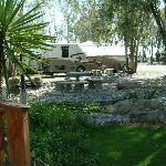 Foto de Vineyard RV Park