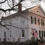 the 1830 Chester Bulkley House