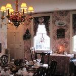 Φωτογραφία: Chester Bulkley House Bed and Breakfast