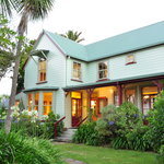 Meadowbank Homestead - Awaroa