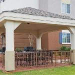 Gazebo with 2 Gas Grills