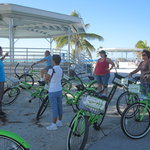 Fun for all on the Key Lime Bike Tour