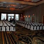  ceremony room Bridgewood Resort/Neenah