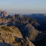  Rifugio Lagazuoi - Sunset