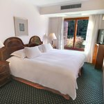 Suite Classic Bedroom at Barradas Parque Hotel