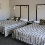 Standard room with queen size beds