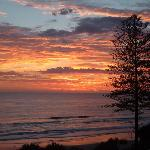  Coolum Beach - Sunrise - Jan 2010
