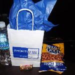 our goodie bag