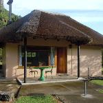 Our Thendele hut