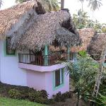 Our cool bungalo.