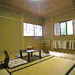  Japanese-style room w/ loft